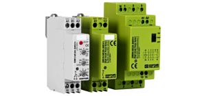 Eltako Zeitrelais REG 8-230V AC//DC analog mit Einzelfunktion.. RVZ12DX-UC