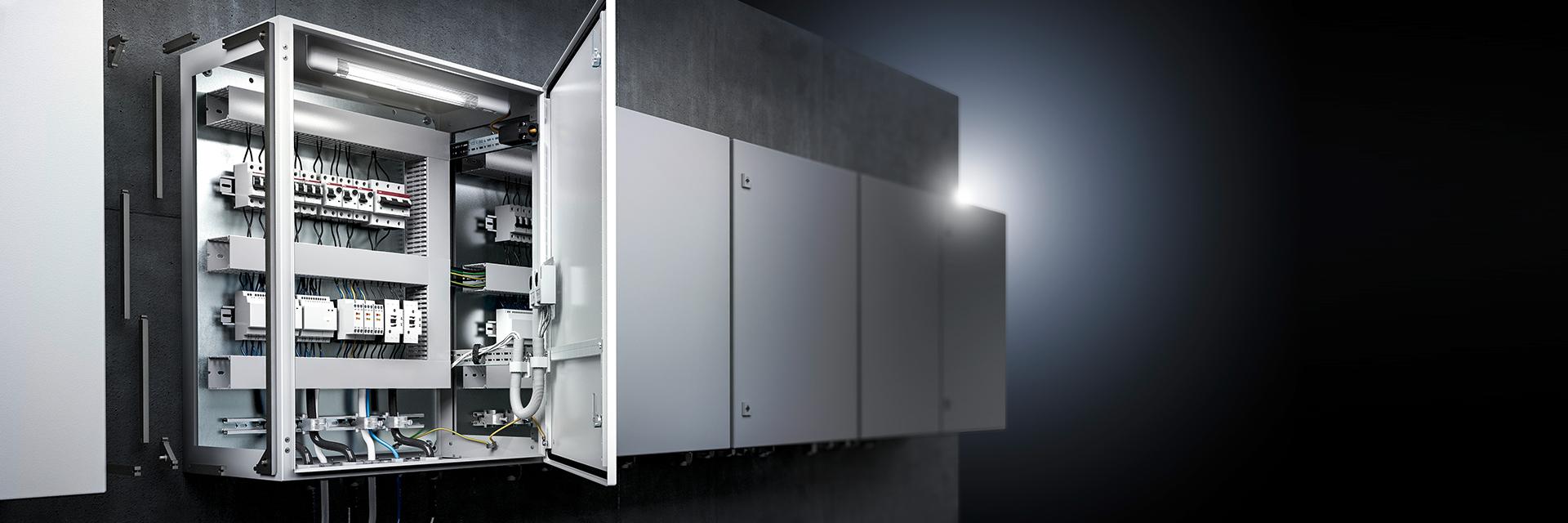 EM und Rittal: Setzen Sie auf starke Partner - Elektro-Material AG